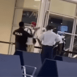Famous rapper gets viciously slapped by airport police after presenting fake COVID test