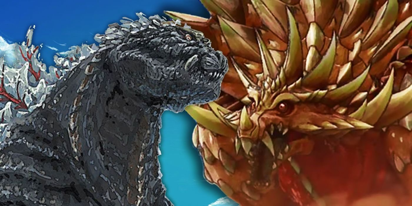 Godzilla Singular Point: Every Kaiju, Ranked   CBR