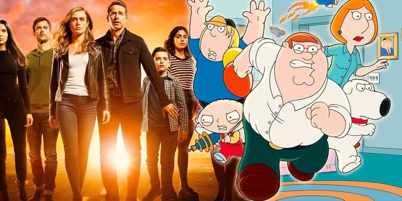 TV Series That Survived Cancellation   CBR