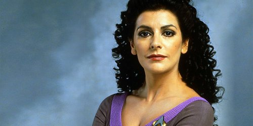 Star Trek: TNG's Original Plans for Deanna Troi Were Wildly Sexist