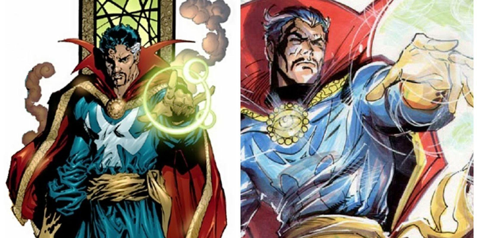 Marvel: 10 Toughest Spells Dr. Strange Learned