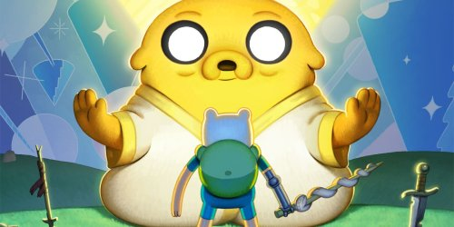 Adventure Time: Distant Lands - Together Again Poster Reunites Finn and Jake