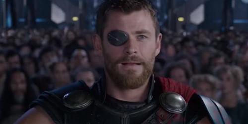 Thor: Ragnarok-Inspired Message Welcomes Hongkongers to UK | CBR
