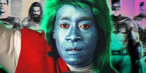 Don Cheadle's Captain Planet Is a Darker Superhero Epic Than Zack Snyder's Justice League