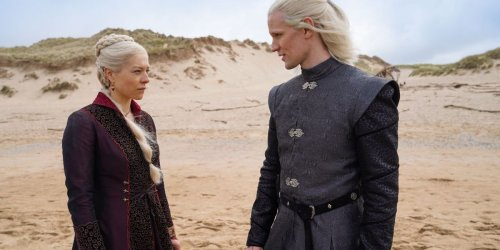 House of the Dragon: Targaryens Are 'Crazy as They Get'   CBR