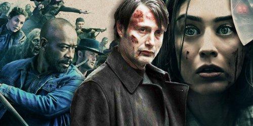 Best TV Prequels of Horror Movies | CBR