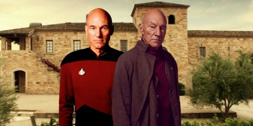 Why Star Trek: Picard Changed the Chateau From The Next Generation