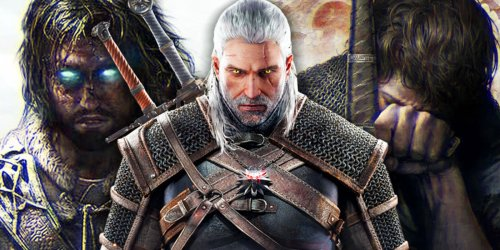 Games Like The Witcher 3 | CBR