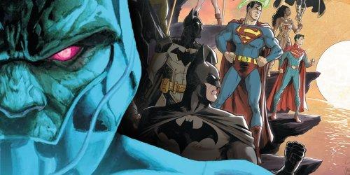 Darkseid: How DC's Darkest New God Reaches His Final Form