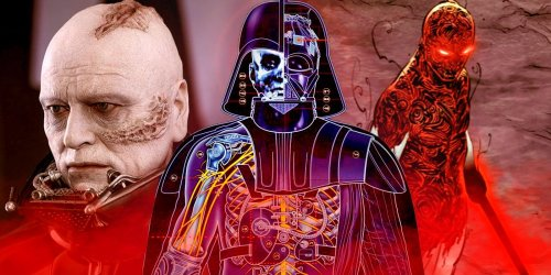 Darth Vader: 5 Weird Facts About the Most Powerful Star Wars Villain's Body