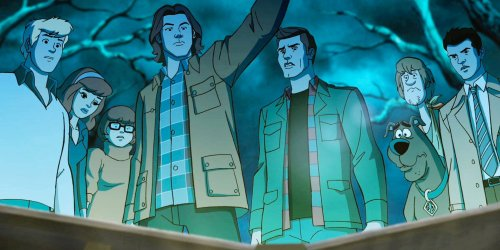 The Best Way to Revive Supernatural Is With More Scoobynatural