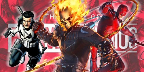 Marvel Blocked Feige From Adding Ghost Rider, Daredevil and Punisher to the MCU