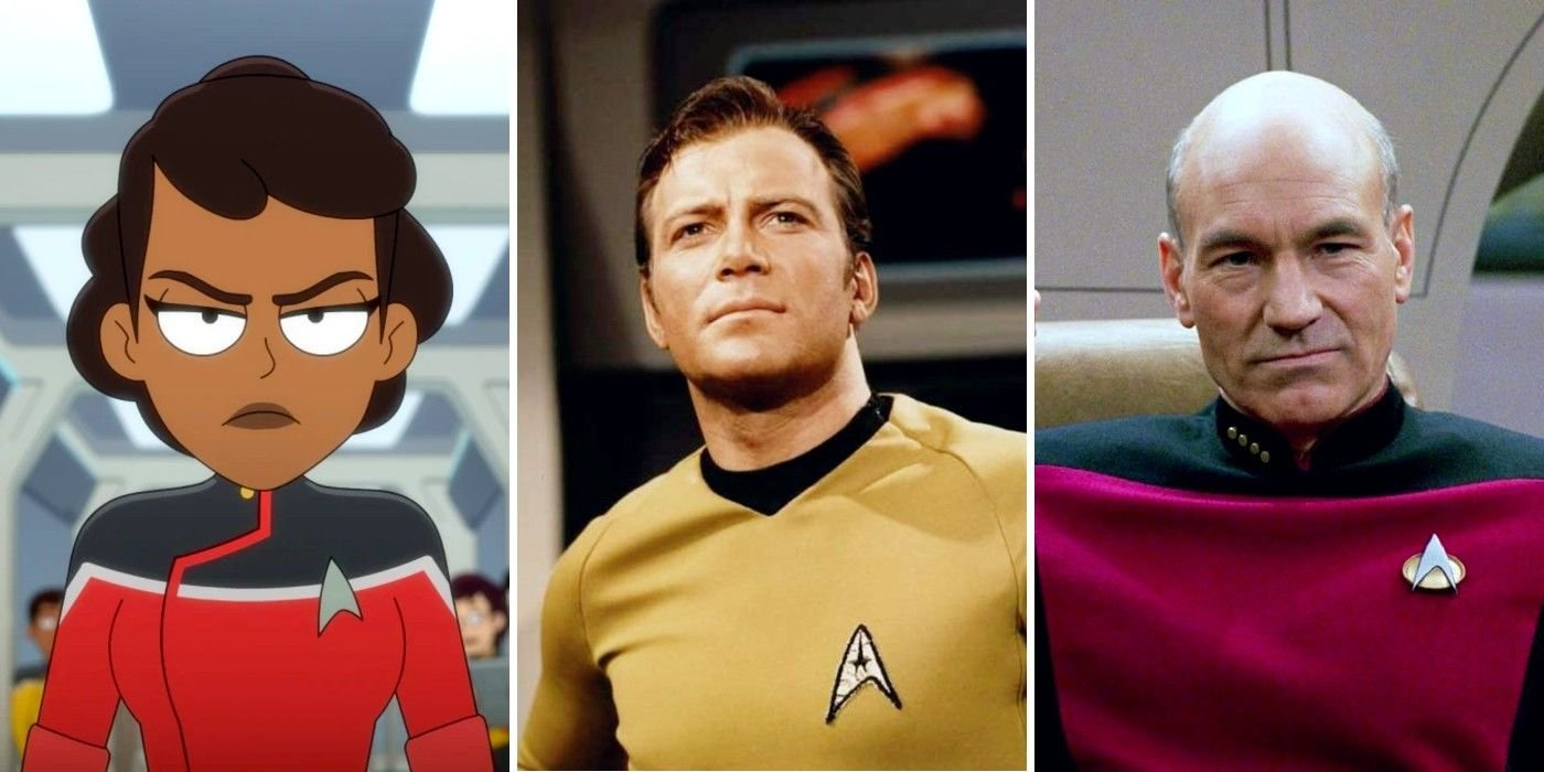 Every Star Trek TV Series, Ranked By Number Of Emmy Nominations