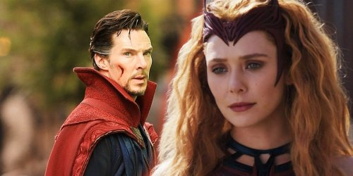 Cutting Doctor Strange From WandaVision Makes His Sequel Better, Says Kevin Feige