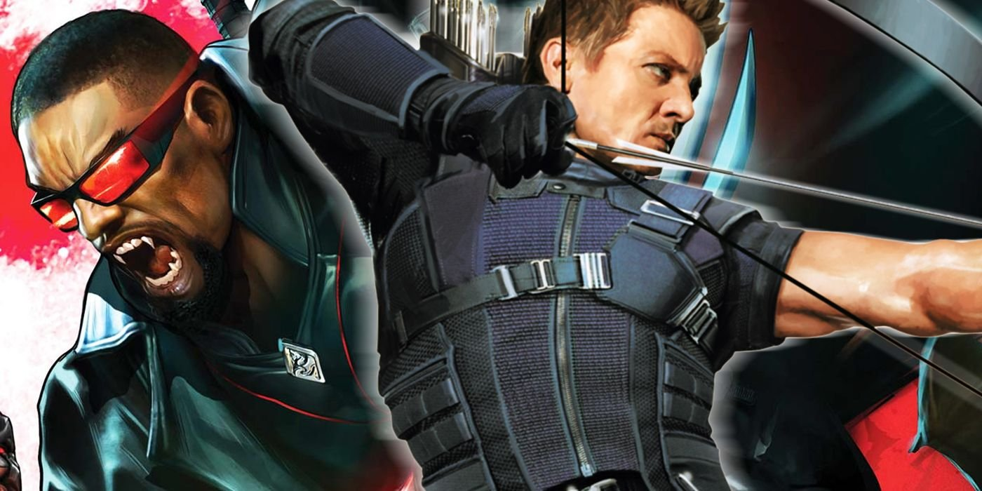 The Hawkeye Trailer May Tease How Marvel's Blade Will Enter the MCU