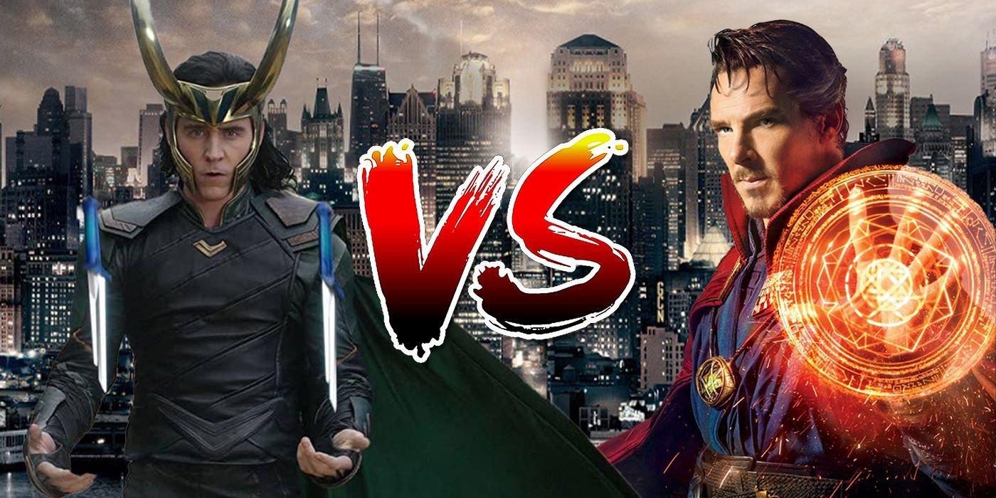 Loki Vs Dr. Strange: Who Wins?