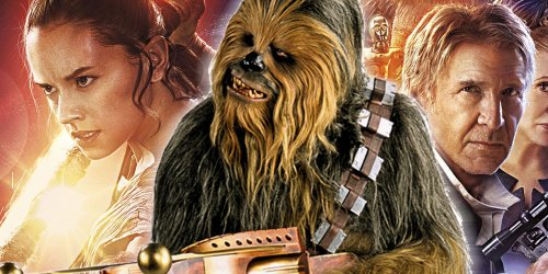 Star Wars: The Force Awakens Deleted Scene Shows a More Violent Chewbacca