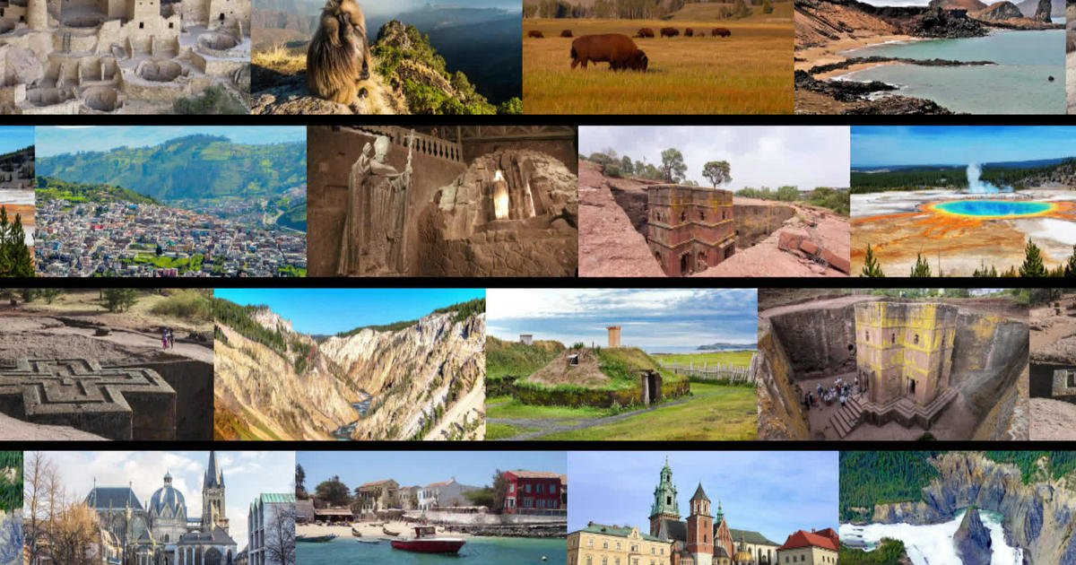 UNESCO's World Heritage Sites: Protecting the world's treasures
