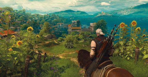 Helping my dad play The Witcher 3 transformed the way I think about video games