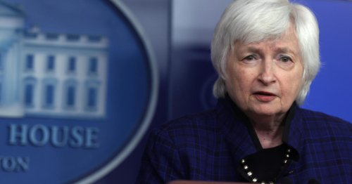Business group pushes back on Treasury Secretary Janet Yellen's infrastructure pitch