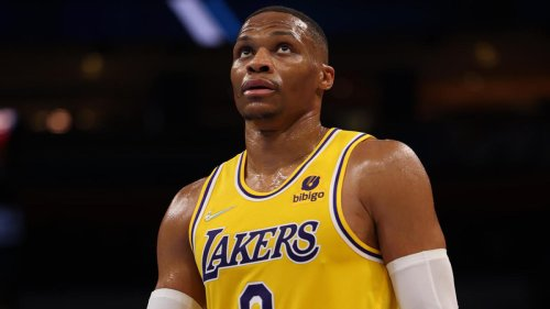 Russell Westbrook ejected as LeBron James-less Lakers blow 26-point lead in disastrous loss to Thunder