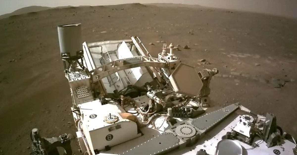 NASA's Perseverance rover: Latest videos, sounds and news coming from Mars