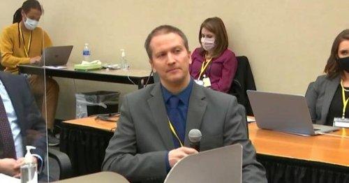 Derek Chauvin opts not to take the stand, defense attorneys rest their case