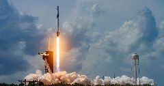 Discover falcon 9 launch