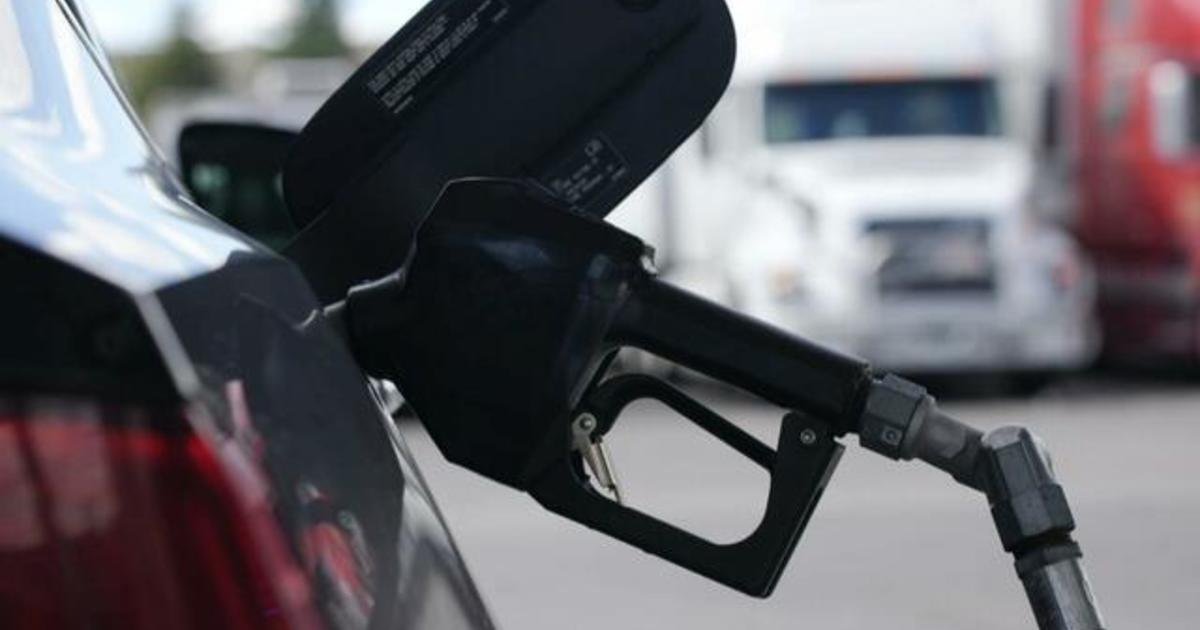 Gas prices hit record highs this holiday weekend
