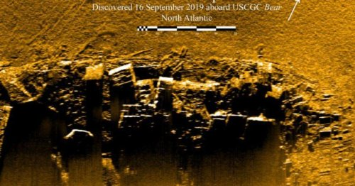 """Wreck of legendary military ship found in Atlantic, ending """"decades-long mystery"""""""