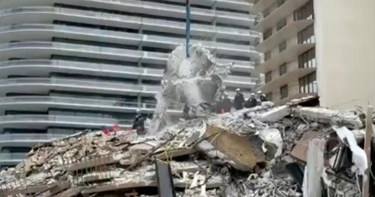 Structural engineer on possible causes of Florida condo collapse