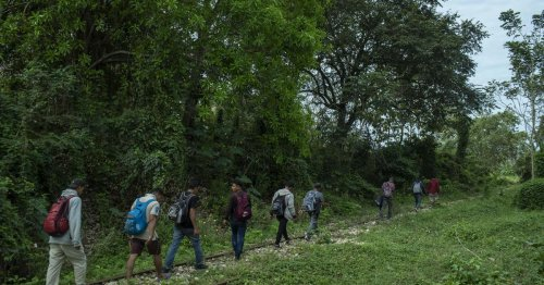 Over 2,100 children crossed border alone after being expelled with families to Mexico