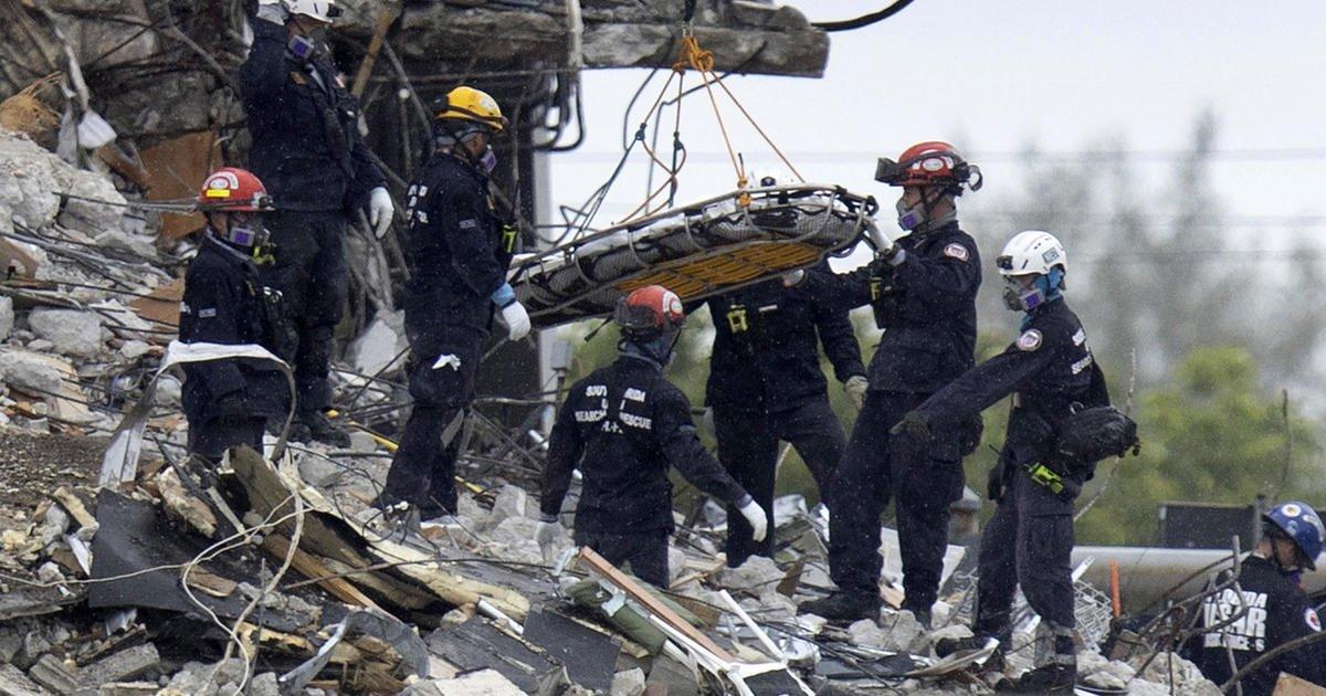 10 confirmed dead, 151 still missing after Florida building collapse