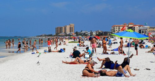 """""""The perfect storm"""": Doctor warns spring break could usher in another COVID-19 surge"""
