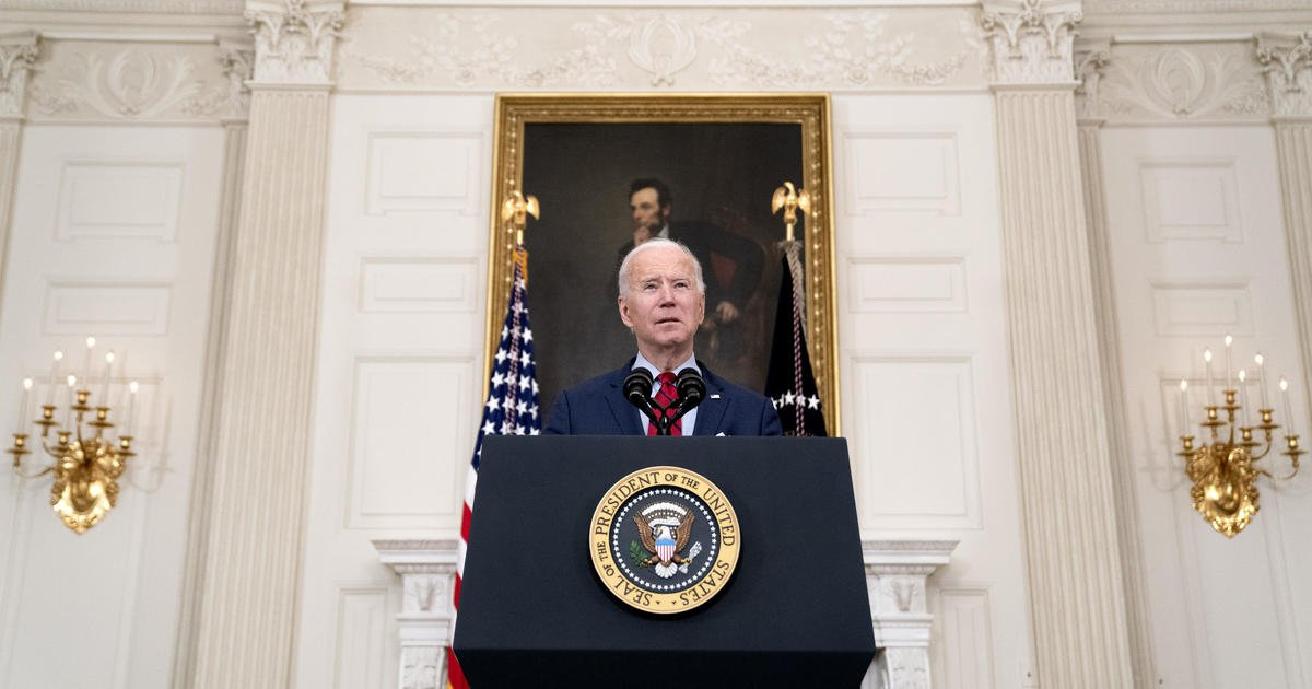 Biden's first press conference as president: Highlights