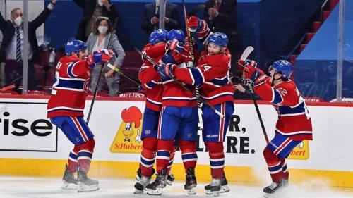 Canadiens outlast Golden Knights in Game 6 in overtime to return to first Stanley Cup Final since 1993