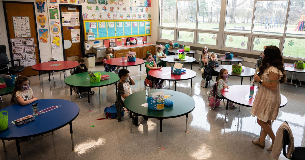 CDC releases new school distancing guidelines: What to know