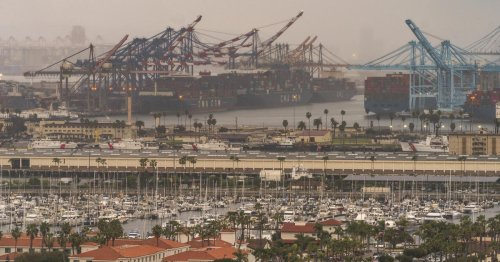 """""""If you're shopping for the holidays, start now"""": Supply chain issues worsen as California ports face record backlog"""