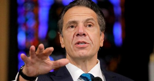 Current aide accuses Cuomo of sexual harassment