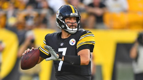 Raiders at Steelers time, odds, prediction, TV, streaming: How to watch Ben Roethlisberger vs. Derek Carr