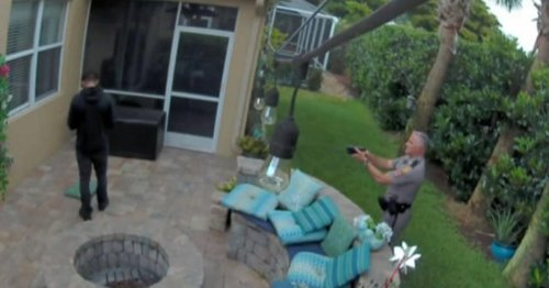 Outrage after Florida trooper uses Taser on teen