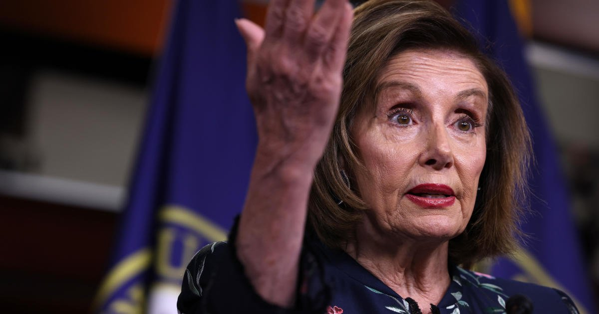 """Pelosi says other Republicans """"expressed their interest"""" in January 6 select committee"""