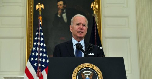 Biden sets goal of fully vaccinating 160 million adults by July 4