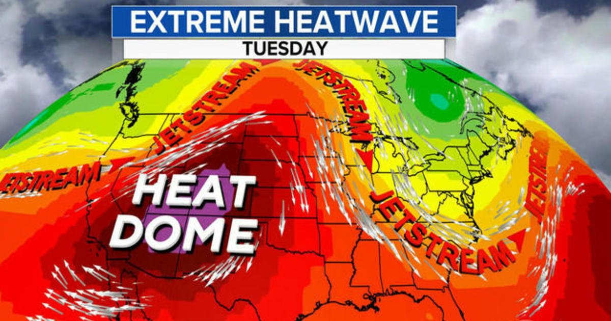 Dangerous heat wave expected to sear the West