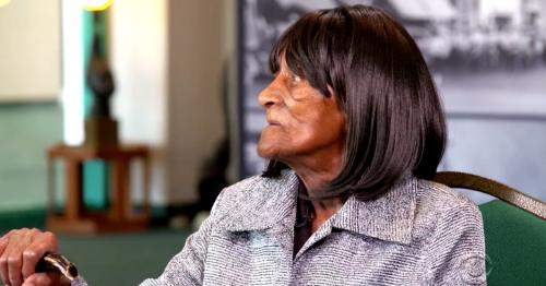 "Tulsa race massacre survivors remember Greenwood before White mob ""tore it all down"""