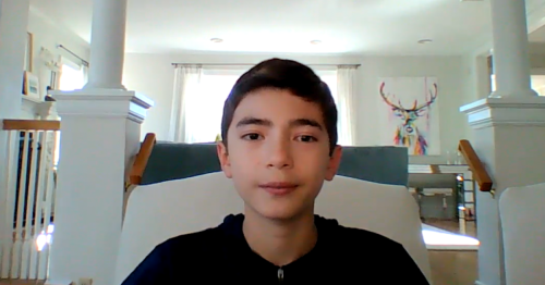12-year-old helps more than 1,600 people get vaccines after building a website to help seniors