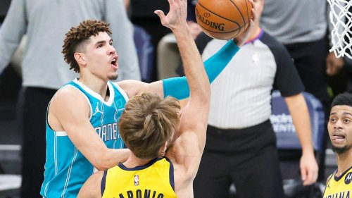 Hornets vs. Pacers play-in game: LaMelo Ball takes big stage, Indiana injuries and containing Domantas Sabonis