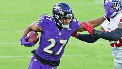 Fantasy Football Rankings 2021: Busts from computer model that called Smith-Schuster's disappointing season