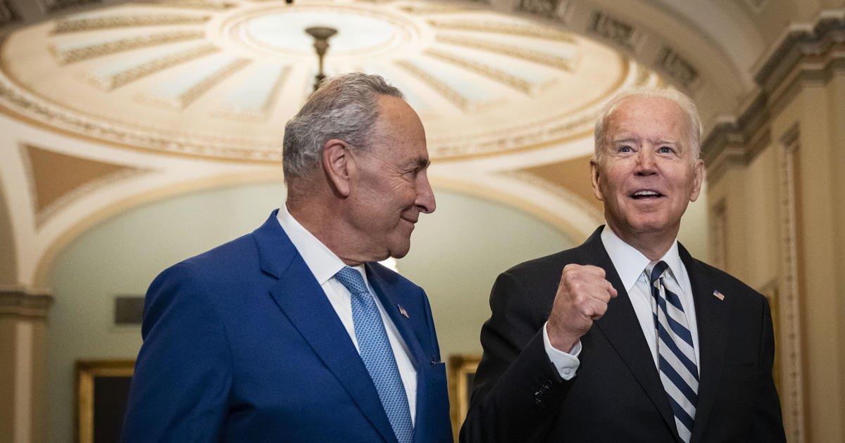 Senate faces pivotal vote on bipartisan infrastructure deal as negotiations continue