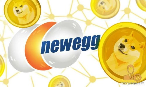 Newegg Now Accepts Meme Cryptocurrency Dogecoin To Buy PC Parts